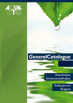 AQUALYTIC Product catalogue